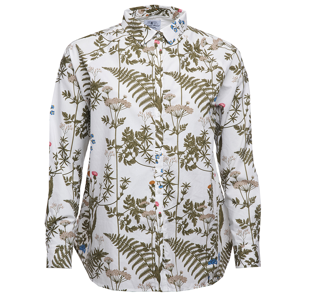 Wildflower Printed Shirt
