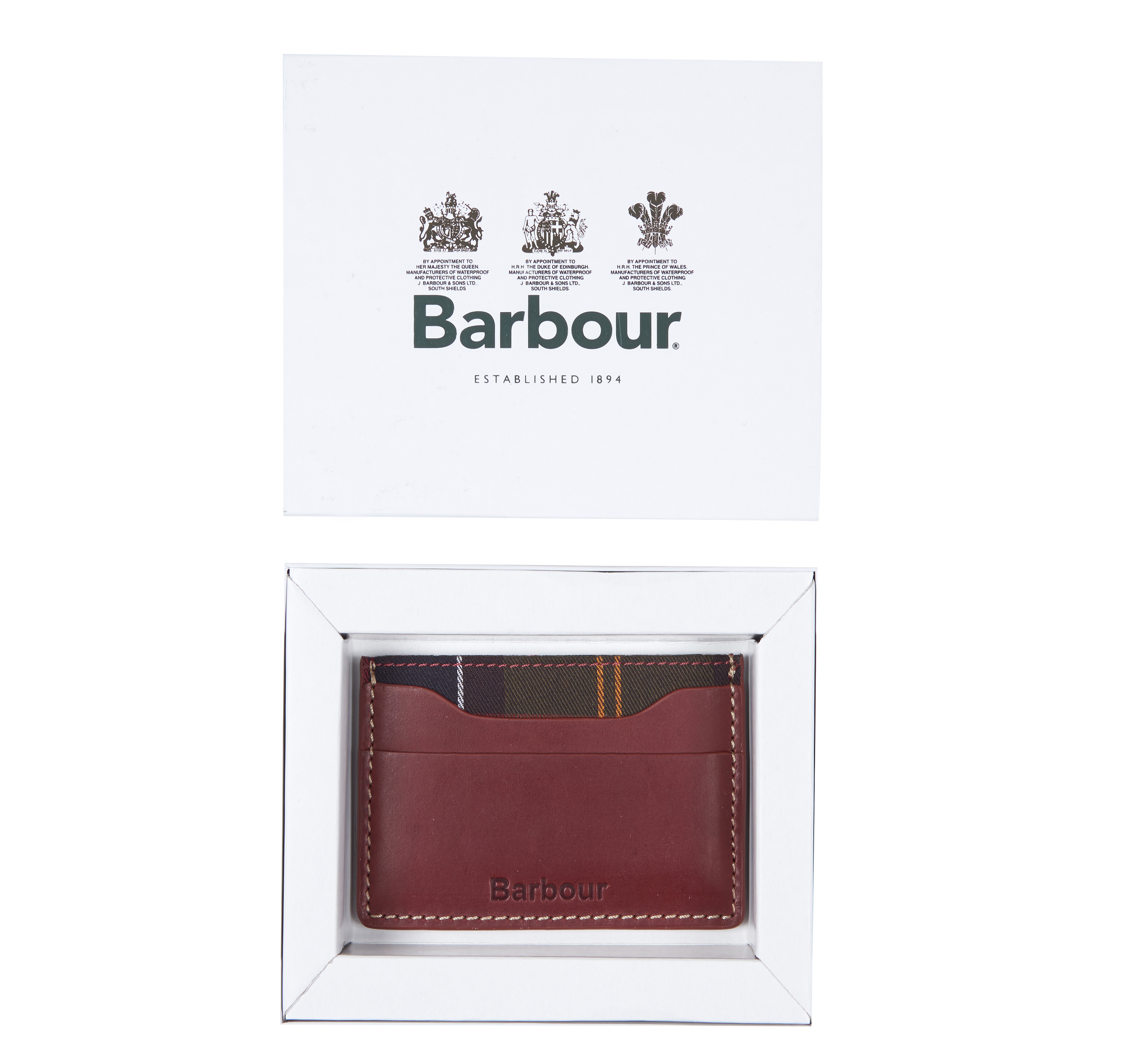Hadleigh Leather Card Holder