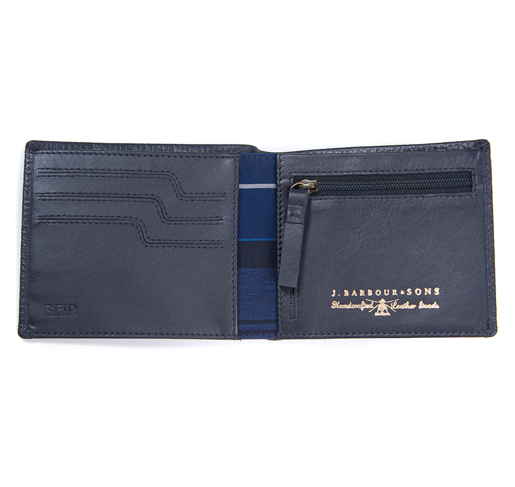 Laddon leather billford wallet