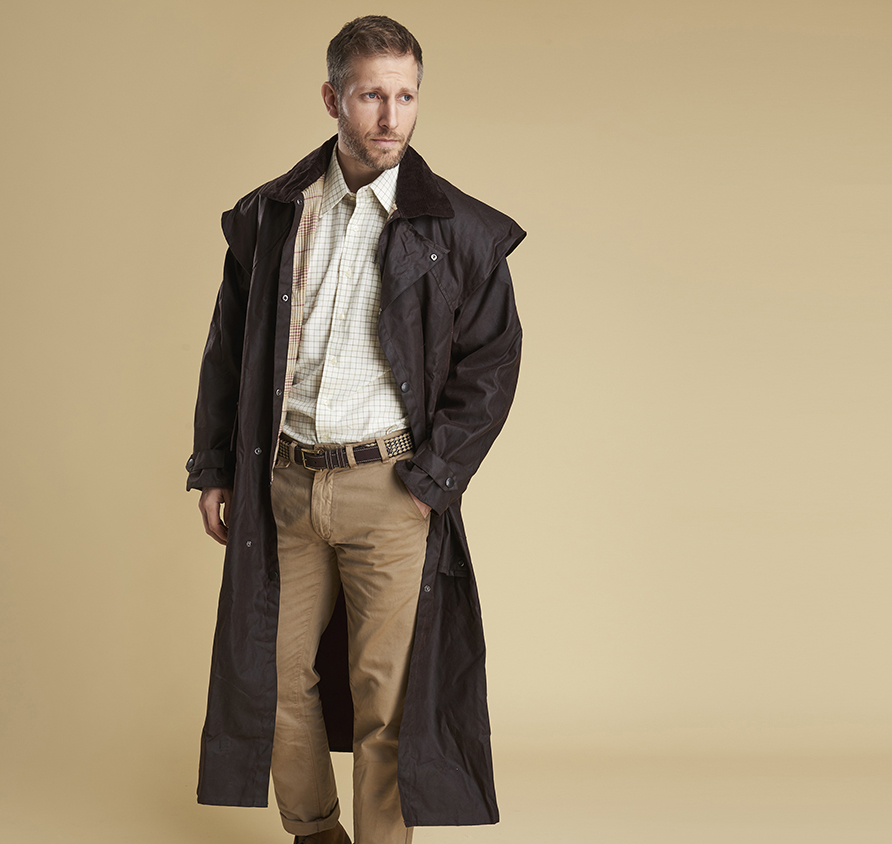 Manteau Stockman