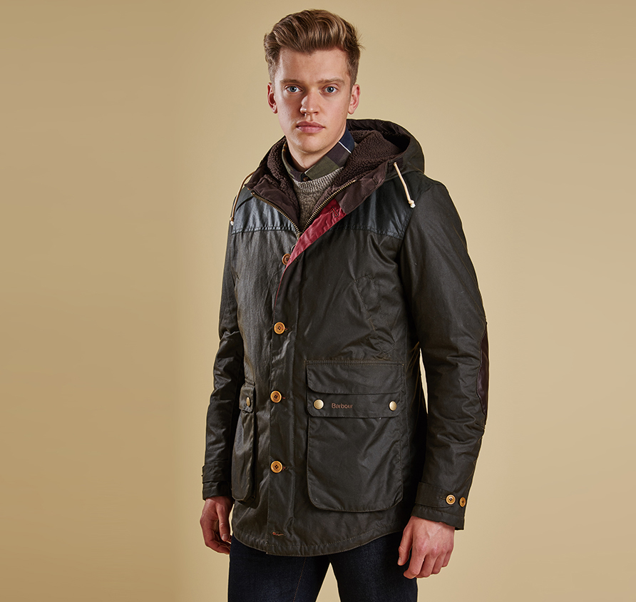 Game Parka British Style V 234 Tements De Plein Air De La