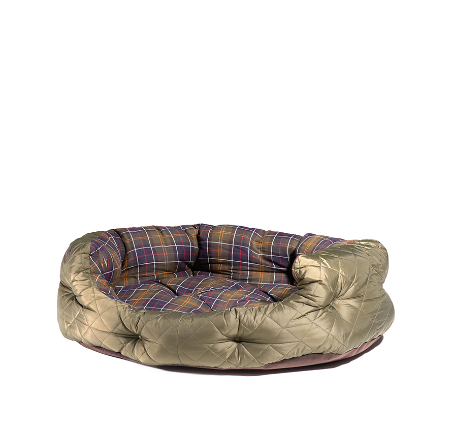 Quilted Dog Bed Large