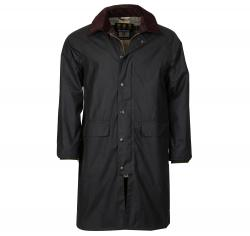 New Burghley Wax Jacket