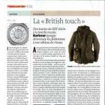"Octobre 2010 - Le Point, La ""British Touch"""