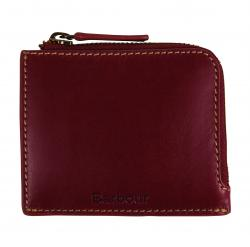 Hadleigh Leather Zip Wallet