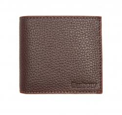 Grain leather billford wallet