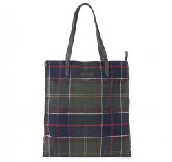 Tain Tartan Shopper Tote Bag
